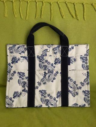 Tote Bag Crabtree & Evelyn Handbag Shopping Recycle Reuse