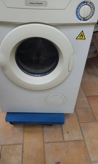 Dryer for cloth front loading negotiable