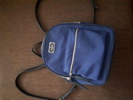 Kate spade authentic backpack blue