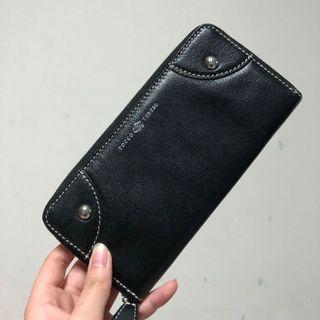 Tocco Tenero Long Black Wallet