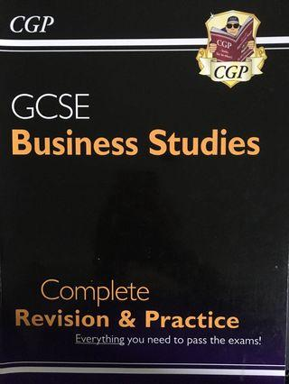 gcse business studies complete revision and practice