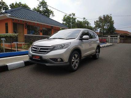 Honda CRV Prestige 2013 A/T Silver Istimewa