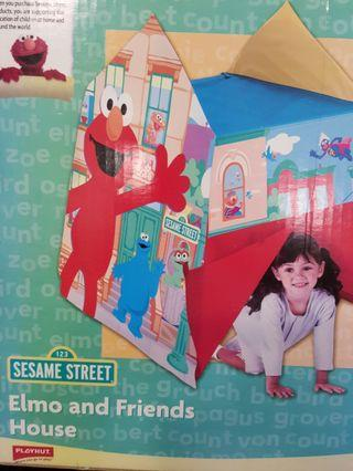 Play Tent by Sesame Street