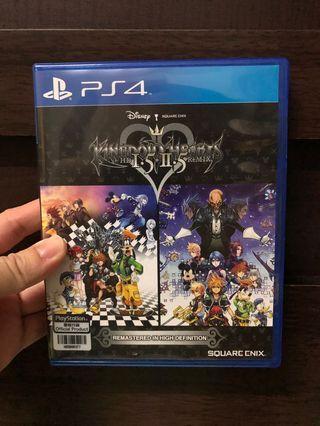 Kingdom Hearts 1.5 and 2.5 Remix