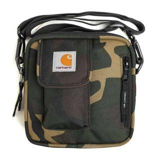 [Pre Order] Carhatt Essential Bagpack Camo/Cardinal/Metro Blue