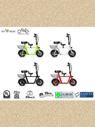 🚚 Pre order UL2272 Fiido escooter