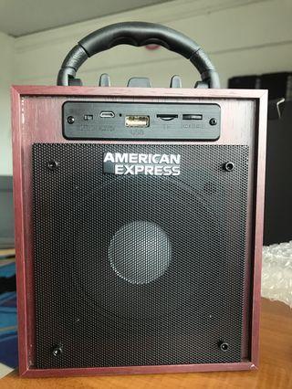 BNIB Portable wireless speaker
