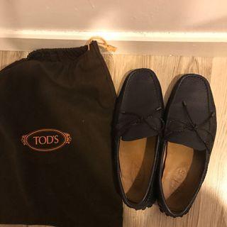 TOD'S Gommino Leather ORIGINAL Size UK 5 1/2 US 6 1/2