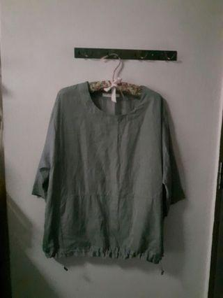 ♥Preloved DD Collection Oversize Blouse