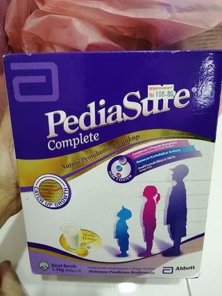 Pediasure Honey Flavour 1.2kg
