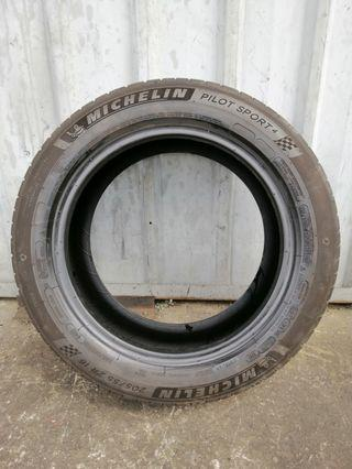 Used MICHELIN PS 4 205/55ZR16