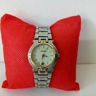 Auth Gucci 9000L Watch for Lady