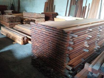 🚚 Timber supplier, decking and fence wood