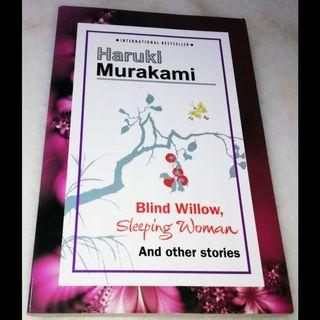Blind willow, Sleeping woman and other stories by Haruki Murakami