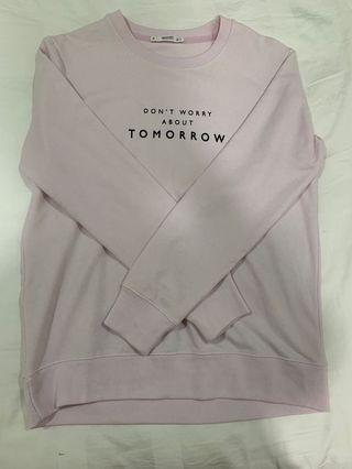 Light Pink Mango Sweatshirt