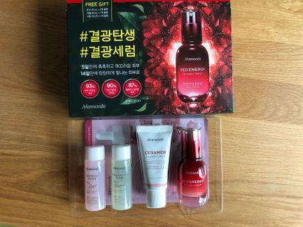 Mamonde Red Engegy Recovery Serum 韓國熱賣