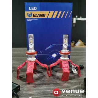 VLAND LED 6500K BULB HIGH BRIGHTNESS H1 H3 H4 H8 H11 D2S 9005 9006 9012