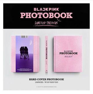 BLACKPINK OFFICIAL PHOTOBOOK (LIMITED EDITION)