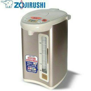 🚚 全新象印CDWBF40 4公升電動熱水瓶