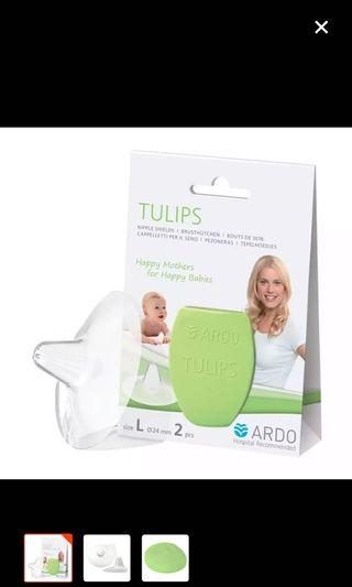 Tulips Ardo Nipple Shield Medium