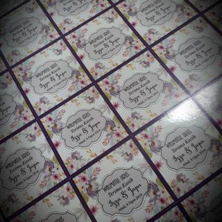Stickers / Label