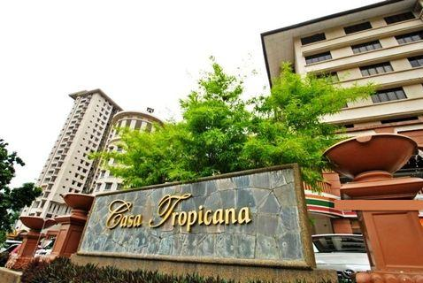4-room unit @Casa Tropicana, Tropicana Golf & Country Resort for ONLY RM567,000 (Market value RM700,000)