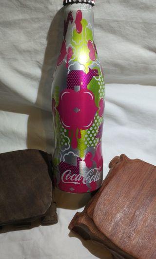 可口可樂2008「WE8東西群音繪八方」奧運限定版鋁樽