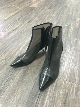 Zara boots size 38