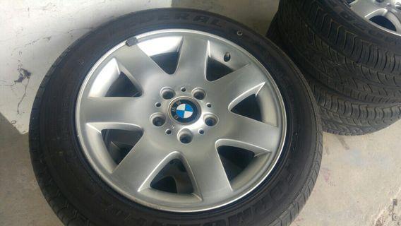 BMW16寸原廠鋁圈