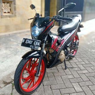 Jual motor suzuki satria fu 150 thn 2015