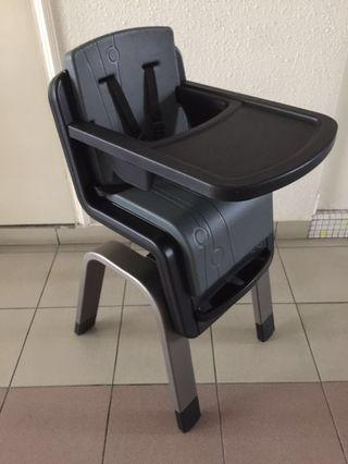 Nuna ZAAZ baby feeding chair