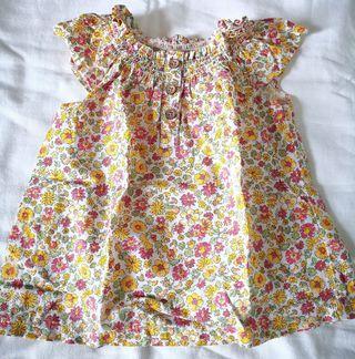 Carter's blouse 18months EUC