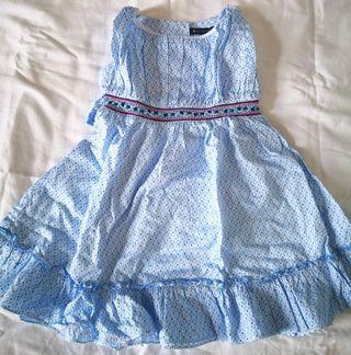 Periwinkle light blue dress 2Y