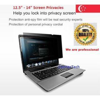 """12.5"""" / 14"""" Screen Privacy Filter for Tablet / Laptop / Desktop"""