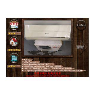 1HP Wall Type Second Hand Air Conditioner