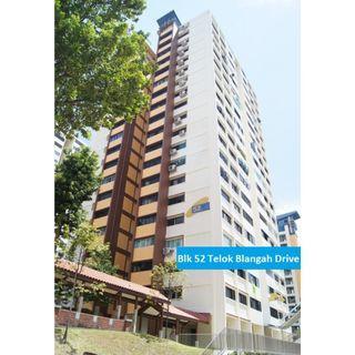 Block 52, Telok Blangah Drive - One Common Room for RENT!