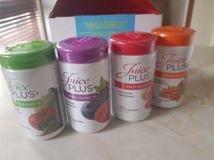 Juice Plus vitamins