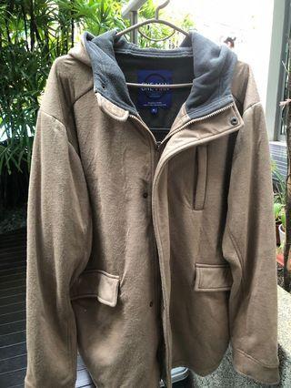 Men's Jacket with Hood