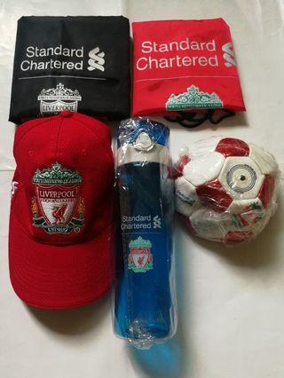 Liverpool Football Club Collectibles