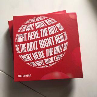 [WTS] Unsealed The Boyz The Sphere (Real ver)