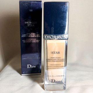 Dior skin star foundatuon