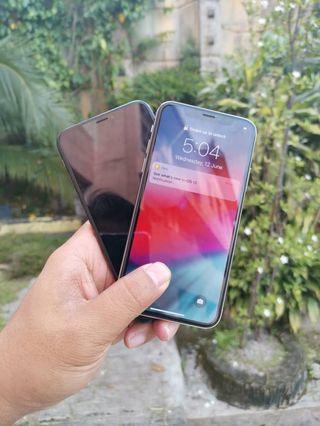 IPHONE X 64GB MY/256GB MY FULL SET