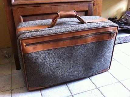 Hartmann Luggage Suitcase Travel Holidays Vacation Retro Vintage