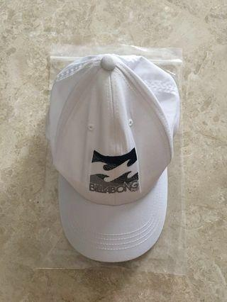 PL White Billabong Cap