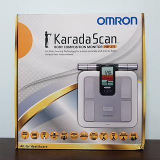 【Limited Stock】Omron Composition Monitor Weighing Machine HBF-375