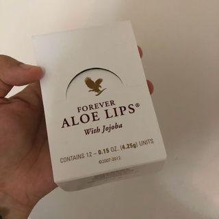 Forever aloe 潤唇膏