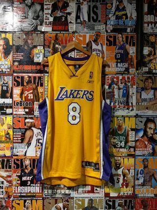 Reebok製 NBA LA Lakers Kobe 主場球衣