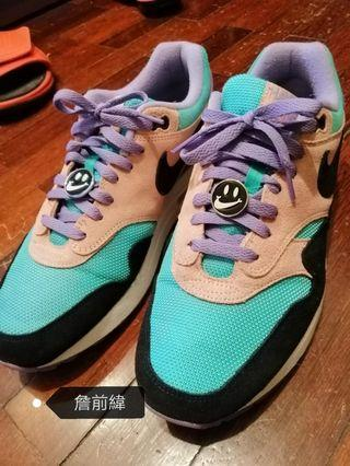 Nike Air max 1 have a Nike day微笑笑臉