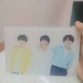 BTS WORLD TOUR SYS ACRYLIC STAND UNIT~