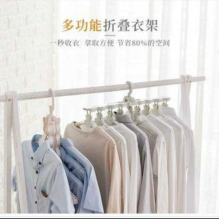 Multiple clothes hanger